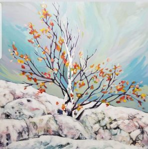 First-Snow-Fall-Leaves