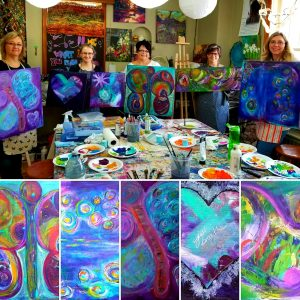 Adult Creative Art Workshops
