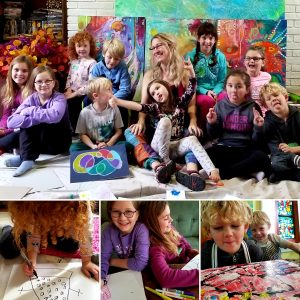 Kids Creative Art Play Camps Workshops