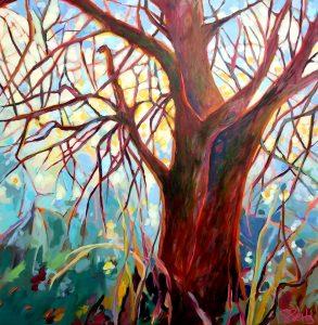 Canadian Artist Susan Seitz June 2020 Collection promoting Mental Health Awareness