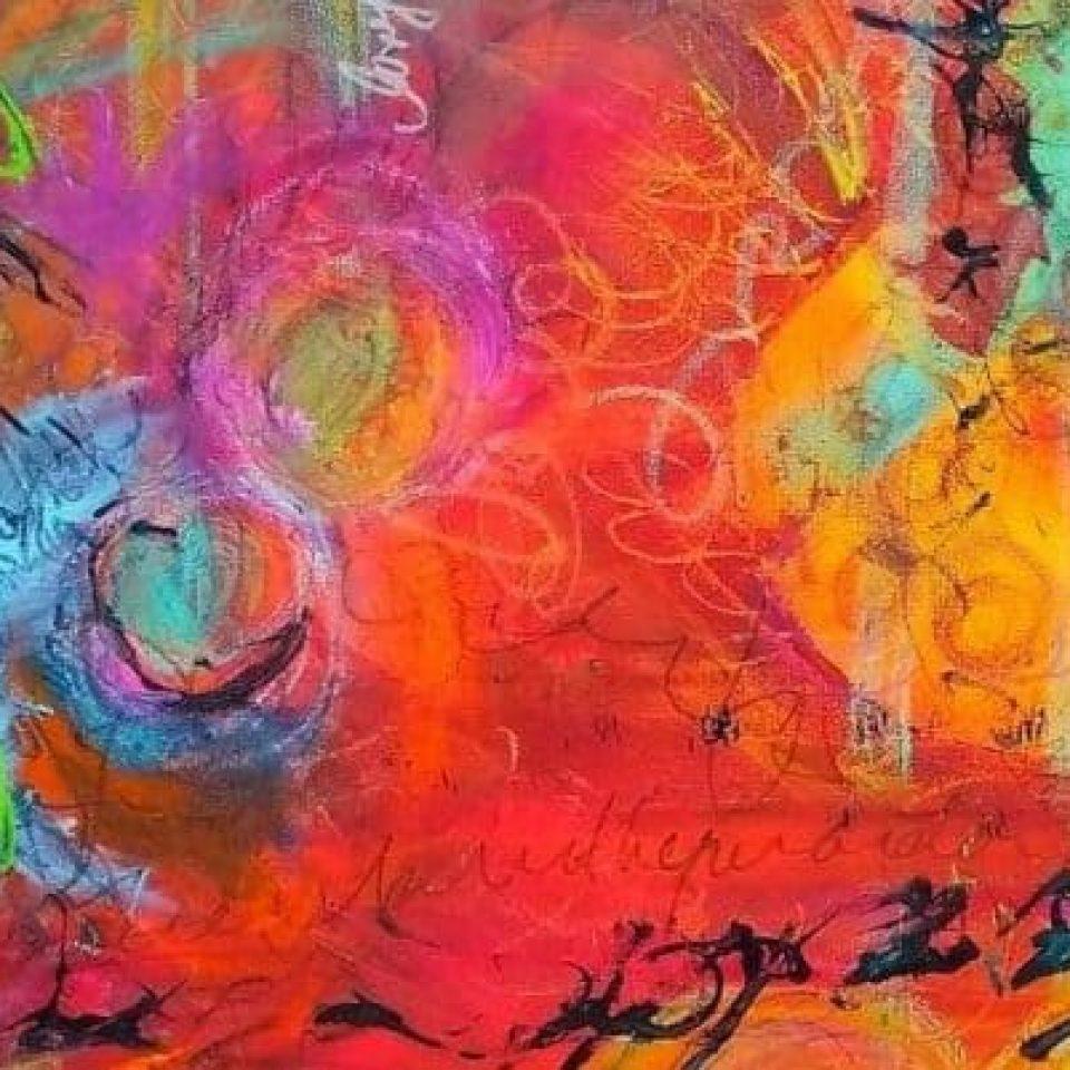ABSTRACT ART-ARTIST-Susan-Seitz-PAINTING-IMMERSIVE-WORKSHOP
