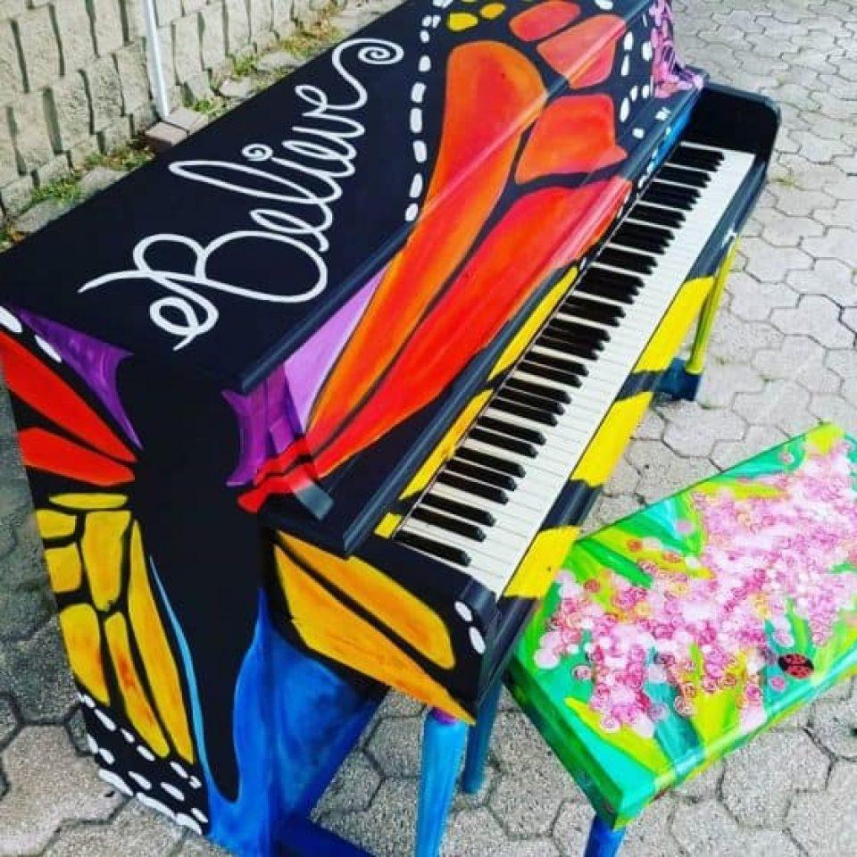 SOLD - Real Life PIANO